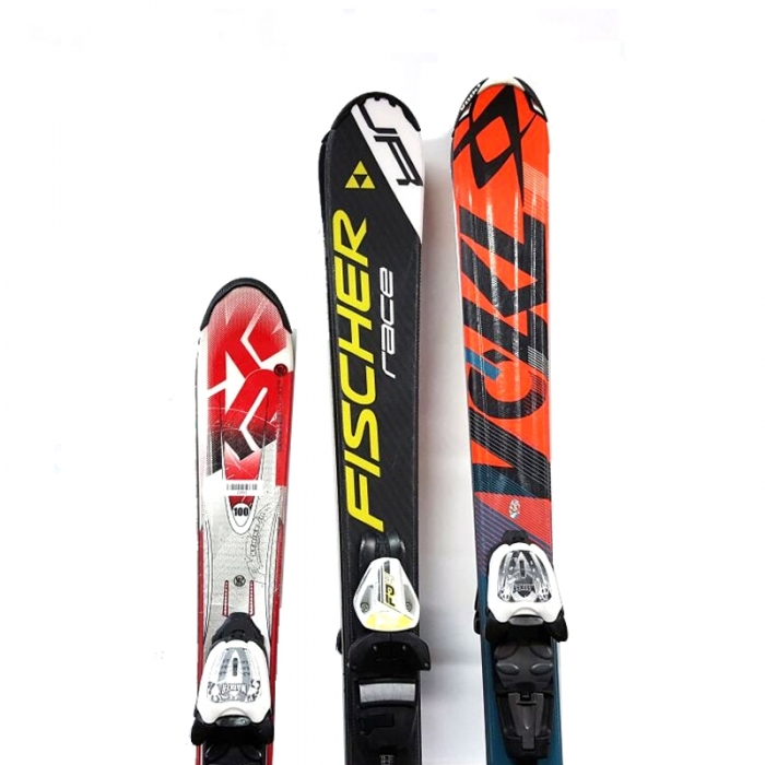 Junior skis until 120cm