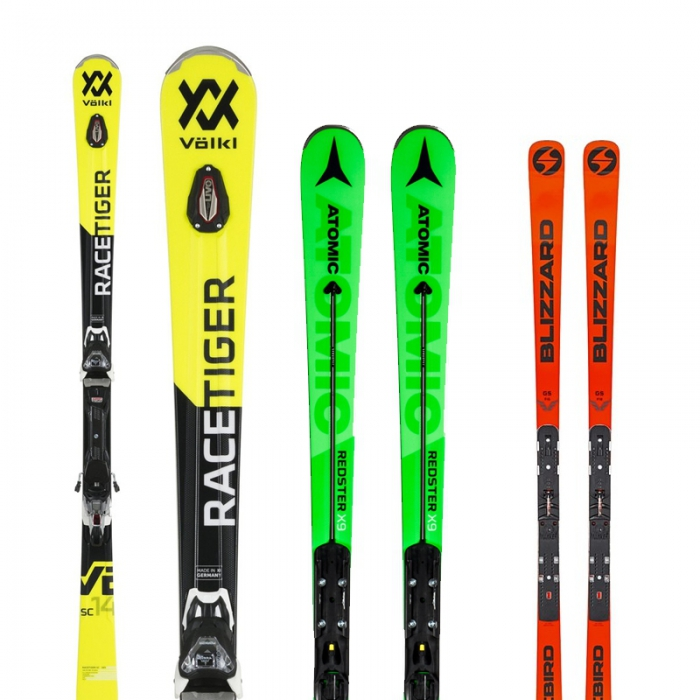 Platinum skis